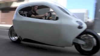 Автомобиль будущего распилят пополам