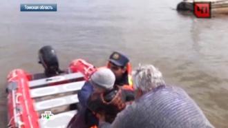 Жителей Сибири на вертолетах спасают от наводнения