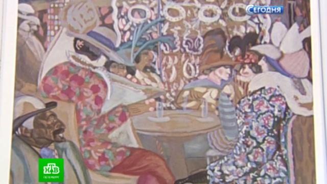 Учебная копия: Русский музей пролил свет на историю создания авангардистской подделки.Русский музей, Санкт-Петербург, антиквариат, живопись и художники, мошенничество, суды.НТВ.Ru: новости, видео, программы телеканала НТВ