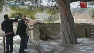 На Крите молния ударила вгруппу туристов: пострадали россияне
