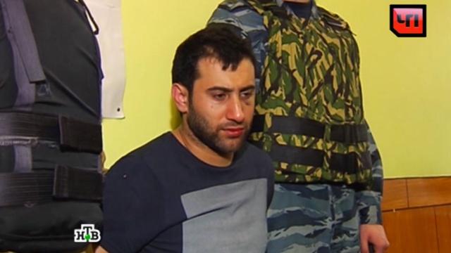 Рашидов рассказал, как убил 22-летнего полицейского.Москва, задержание, полиция, убийства и покушения.НТВ.Ru: новости, видео, программы телеканала НТВ