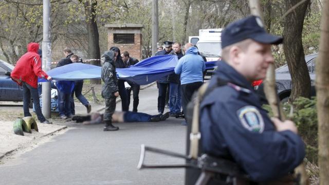 Глава МВД Украины пообещал новые задержания по делу об убийстве Бузины.Киев, Украина, журналистика, задержание, убийства и покушения.НТВ.Ru: новости, видео, программы телеканала НТВ
