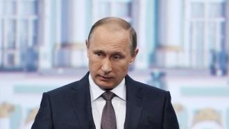Путин: Россия будет защищать свое имущество во Франции иБельгии юридическим путем