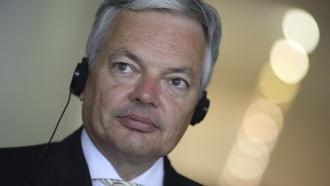 Бельгия размораживает счета российских дипломатов