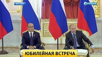 Путин рекомендовал уточнить формулировки закона об НКО