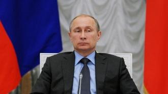 Путин: иностранные фонды увозят талантливых детей
