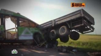 Водитель разбившегося в Омской области автобуса жаловался на плохие тормоза и отсутствие отпуска.НТВ.Ru: новости, видео, программы телеканала НТВ