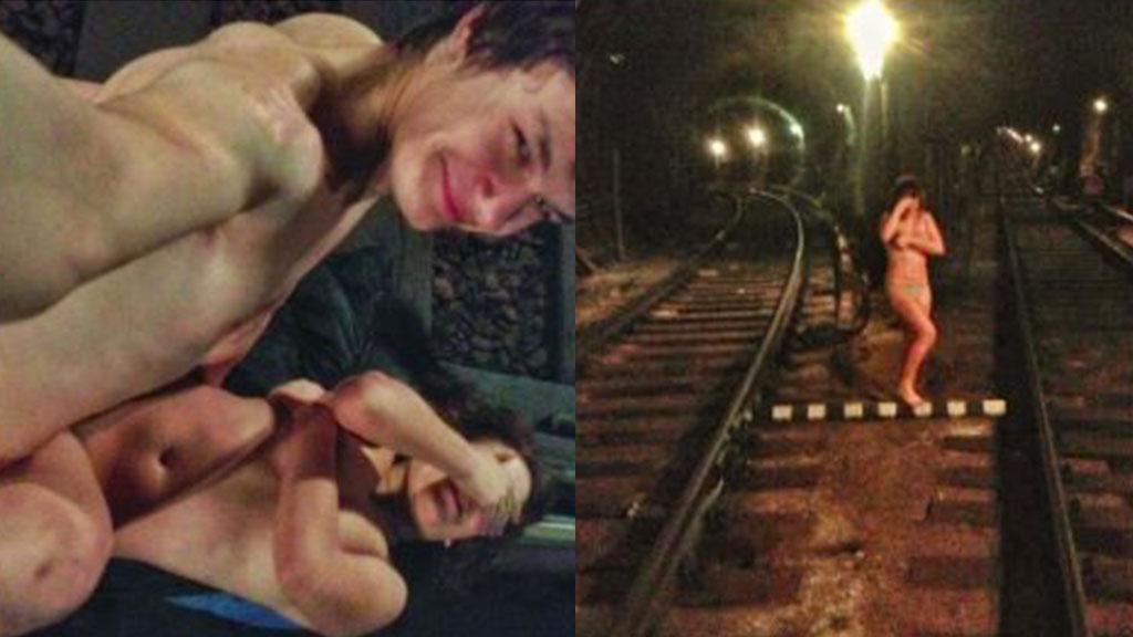 Видео трах в метро — photo 4