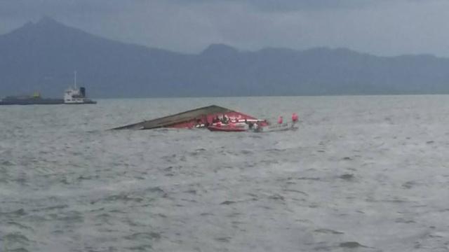 Более 30человек погибли при крушении парома на Филиппинах.Филиппины, кораблекрушения, корабли и суда, паромы.НТВ.Ru: новости, видео, программы телеканала НТВ