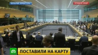 Лидеры стран ЕС готовятся решить вопрос о третьей программе помощи Греции