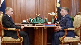 Путин поручил тюменскому губернатору следить за безработицей врегионе