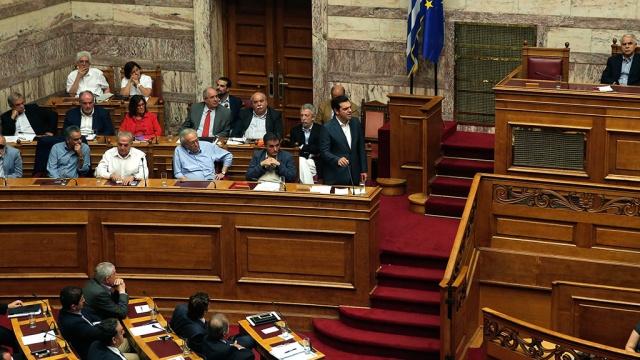 Парламент Греции принял резонансный закон о мерах жесткой экономии.Греция, Европейский союз, еврозона, кредиты, экономика и бизнес.НТВ.Ru: новости, видео, программы телеканала НТВ