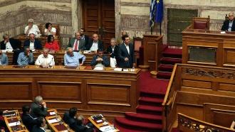 Парламент Греции принял резонансный закон омерах жесткой экономии