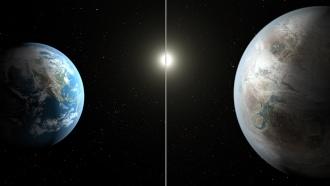 В NASA заявили об обнаружении в глубинах космоса «новой Земли»