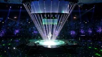 ВКазани масштабным шоу открывают чемпионат мира по водным видам спорта