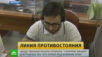 В России открыта горячая линия против вербовки в ИГ