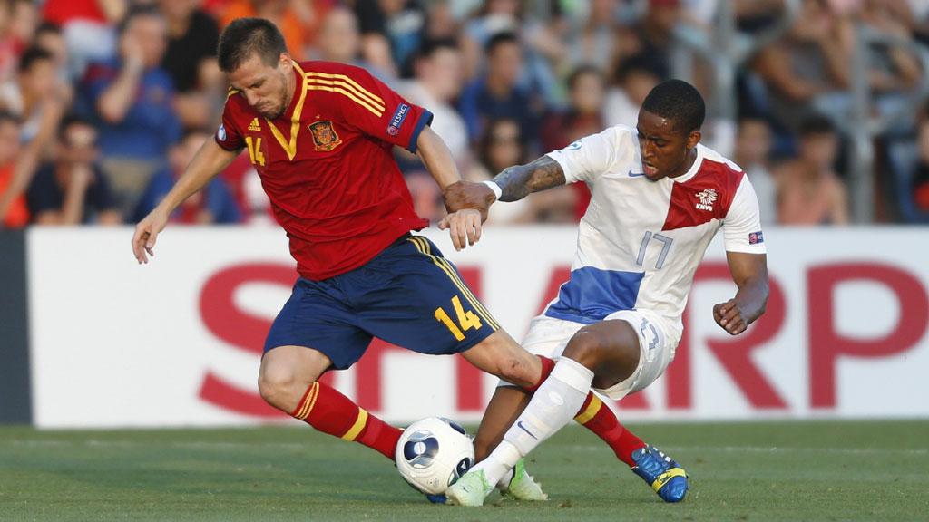 Трансляции футбольных матчей испании