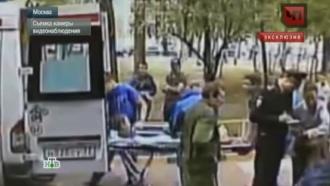 Жестокое нападение пса на школьника в Москве: видео с места трагедии