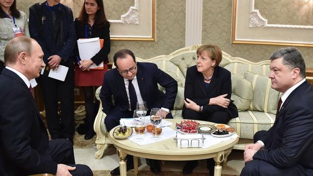 Лидеры «нормандской четверки» встретятся вПариже 2октября.Германия, Меркель, Порошенко, Путин, Украина, Франция, переговоры.НТВ.Ru: новости, видео, программы телеканала НТВ