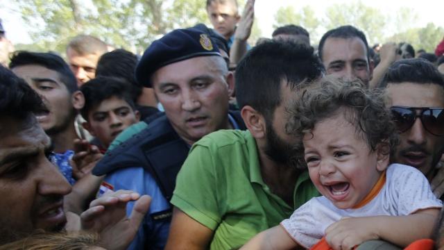 Хорватия больше не может принимать беженцев.Ближний Восток, Европейский союз, Хорватия, беженцы, войны и вооруженные конфликты.НТВ.Ru: новости, видео, программы телеканала НТВ