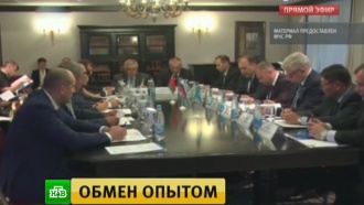 В Сочи спасательные службы России, Белоруссии и Казахстана обмениваются опытом