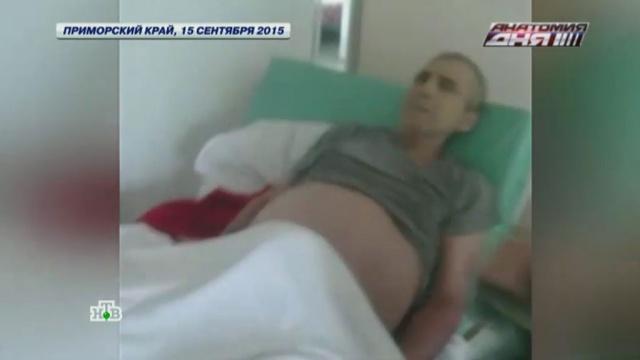 Мэр Артёма хочет засудить журналистов за скандал с умершим пациентом.больницы, Приморье, скандалы, мэры, клевета, врачи, смерть, суд.НТВ.Ru: новости, видео, программы телеканала НТВ