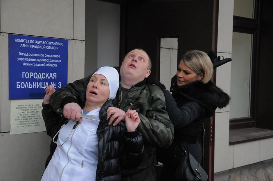 Кадры из сериала «Улицы разбитых фонарей— 15».НТВ.Ru: новости, видео, программы телеканала НТВ
