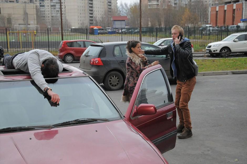 Кадры из сериала «Улицы разбитых фонарей — 15».НТВ.Ru: новости, видео, программы телеканала НТВ