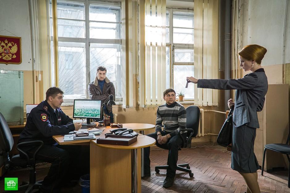 Кадры из сериала «Ментовские войны — 9».НТВ.Ru: новости, видео, программы телеканала НТВ