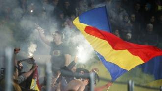 Поведение фанатов на матче Молдавия— Россия вызвало вопросы уУЕФА