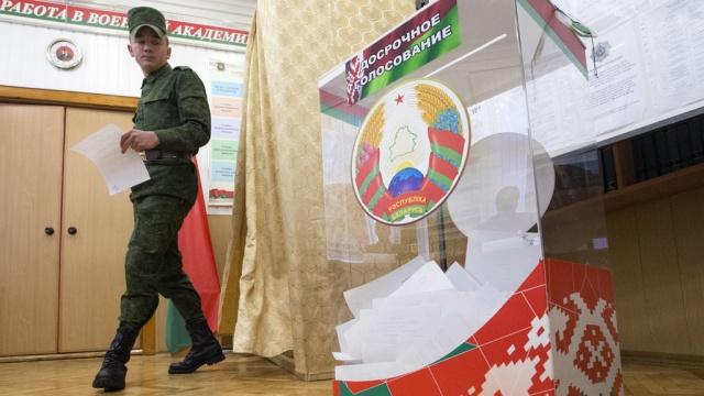 Белоруссия выбирает президента.Белоруссия, Лукашенко, выборы.НТВ.Ru: новости, видео, программы телеканала НТВ