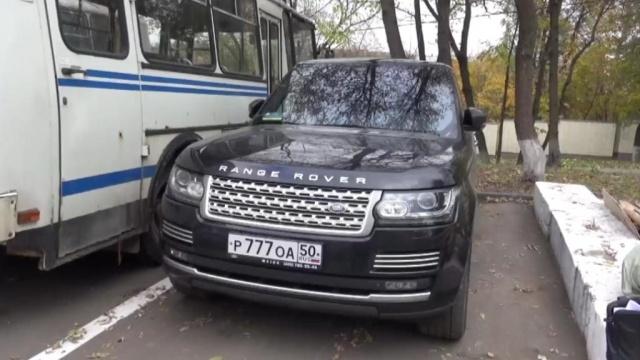 Машину «красногорского стрелка» нашли на автомойке.Московская область, убийства и покушения.НТВ.Ru: новости, видео, программы телеканала НТВ