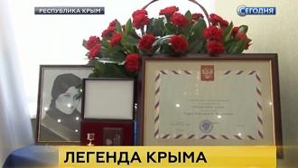Совершившей доблестный подвиг крымской разведчице присвоили звание Героя России