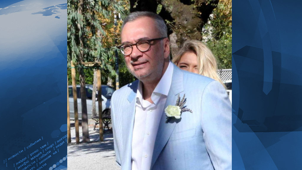 Константин Меладзе впервые прокомментировал свадьбу с Верой Брежневой