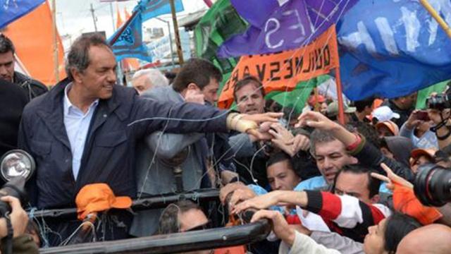 На выборах президента Аргентины лидирует кандидат от правящей партии.Аргентина, выборы.НТВ.Ru: новости, видео, программы телеканала НТВ