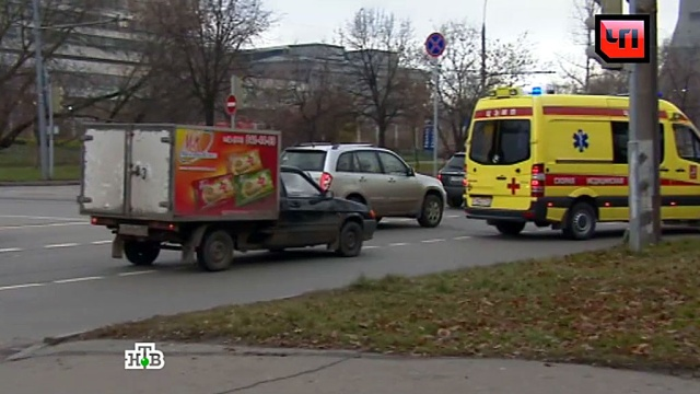 Легковушка сбила двух пешеходов на северо-востоке Москвы.ДТП, Москва, пешеходы.НТВ.Ru: новости, видео, программы телеканала НТВ