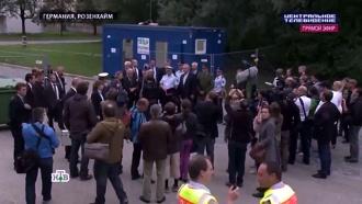 Задержанный в Баварии автомобилист с тротилом и автоматами направлялся в Париж.НТВ.Ru: новости, видео, программы телеканала НТВ