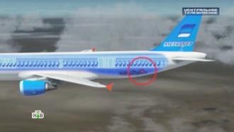 Эксперты рассказали, кто мог заложить бомбу вA321.НТВ.Ru: новости, видео, программы телеканала НТВ
