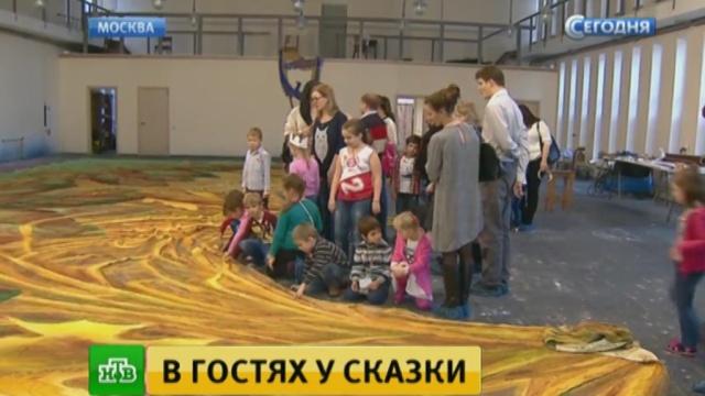 Театр Натальи Сац приоткрыл маленьким зрителям тайну закулисья.Москва, дети и подростки, театр.НТВ.Ru: новости, видео, программы телеканала НТВ