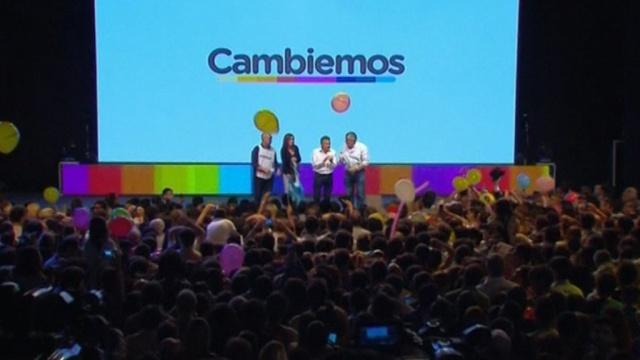 Оппозиция празднует победу на президентских выборах вАргентине.Аргентина, выборы.НТВ.Ru: новости, видео, программы телеканала НТВ