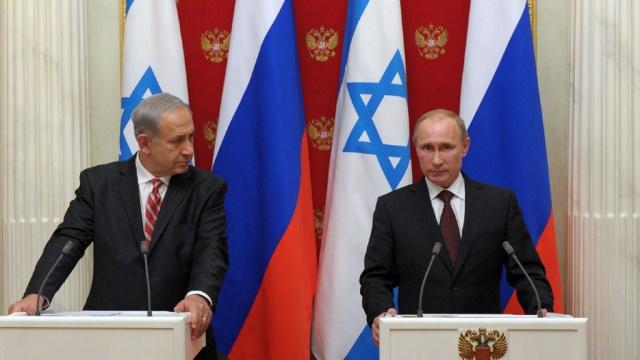 Путин иНетаньяху отметили успешность координации ВС РФ иИзраиля на фоне операции вСирии.Израиль, Палестина, Путин, Сирия, войны и вооруженные конфликты, переговоры.НТВ.Ru: новости, видео, программы телеканала НТВ