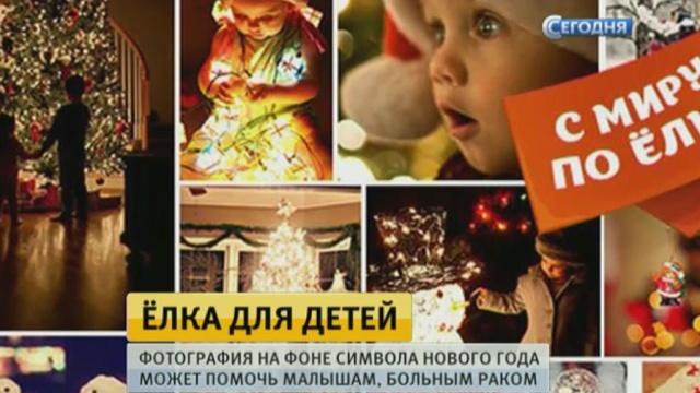 Пользователи соцсетей готовятся участвовать в акции «С миру по елке».Москва, Новый год, благотворительность, болезни, дети и подростки, онкологические заболевания.НТВ.Ru: новости, видео, программы телеканала НТВ