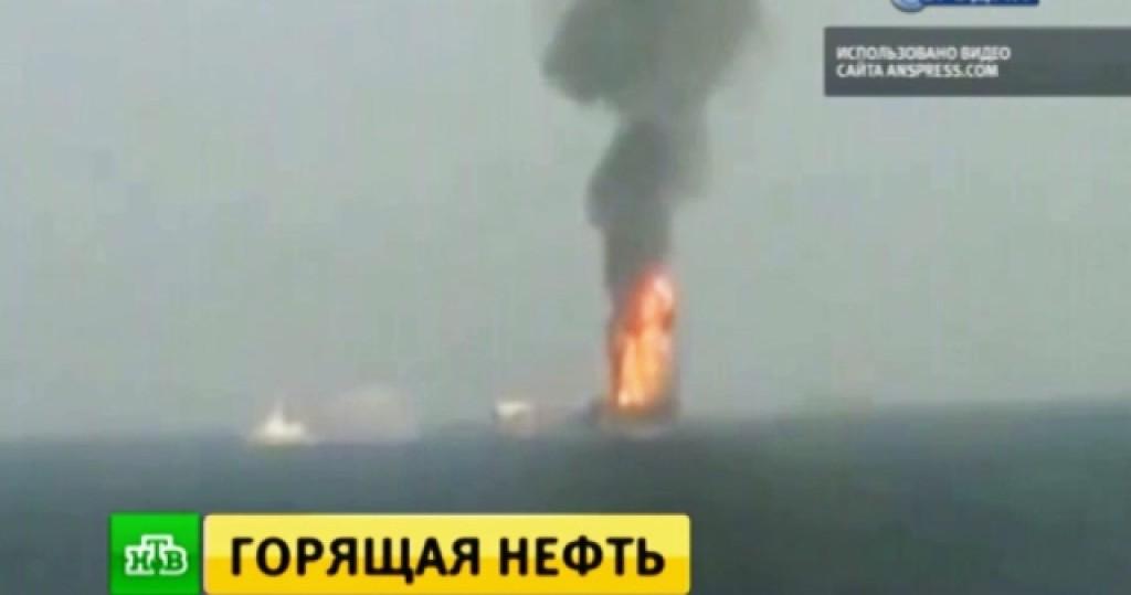 сейлор-воинов фото пожара в азербайджане на буровой после
