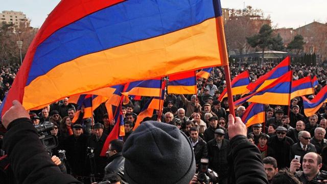 ЦИК: Армения проголосовала за изменение конституции.Армения, выборы, конституции, оппозиция, референдумы.НТВ.Ru: новости, видео, программы телеканала НТВ