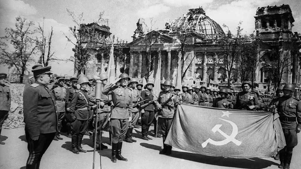 В Петербурге умер последний участник штурма Рейхстага // НТВ.Ru