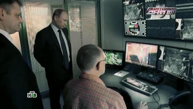 Путину показали шуточный ролик о работе российских журналистов в представлении западных СМИ.Путин, СМИ, журналистика, курьезы.НТВ.Ru: новости, видео, программы телеканала НТВ