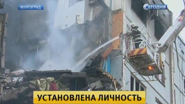 Очевидцы рассказали об обрушении дома вВолгограде.Волгоград, МЧС, взрывы газа, пожары.НТВ.Ru: новости, видео, программы телеканала НТВ