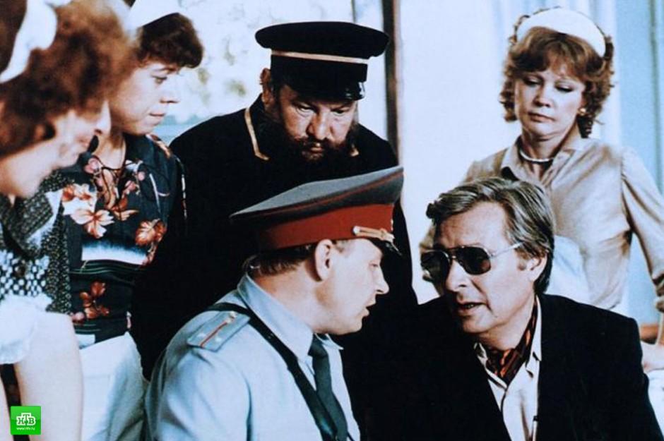 Кадры из фильма «Вокзал для двоих».НТВ.Ru: новости, видео, программы телеканала НТВ