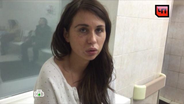 Сын бизнесмена жестоко избил иизнасиловал подругу-модель вцентре Москвы