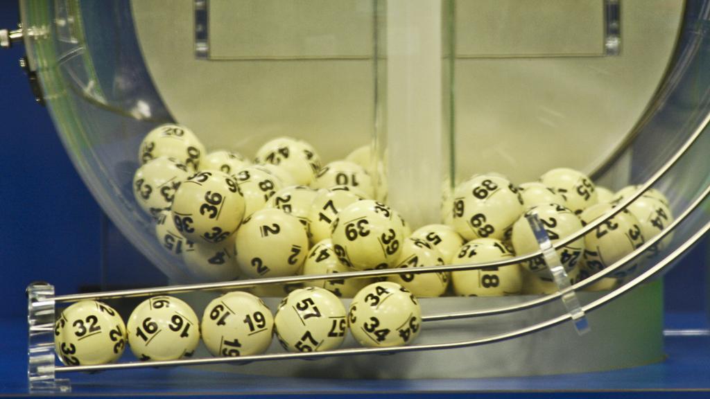 какой джекпот а лотереи